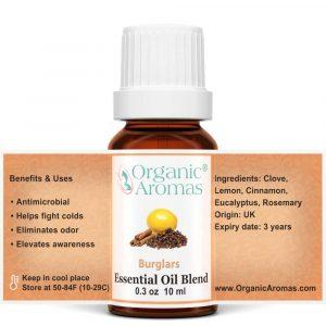 essential oil blend